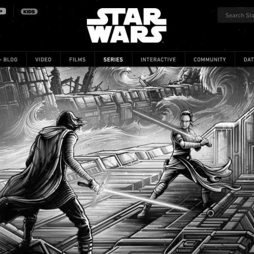 Блог Звездных войн